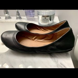 New Size 7.5 black Lucky Brand Flats